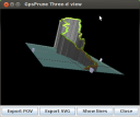 gpsprune 3d view