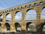 Highlight for Album: Pont du Gard and Uzes
