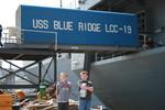 Highlight for Album: USS Blue Ridge